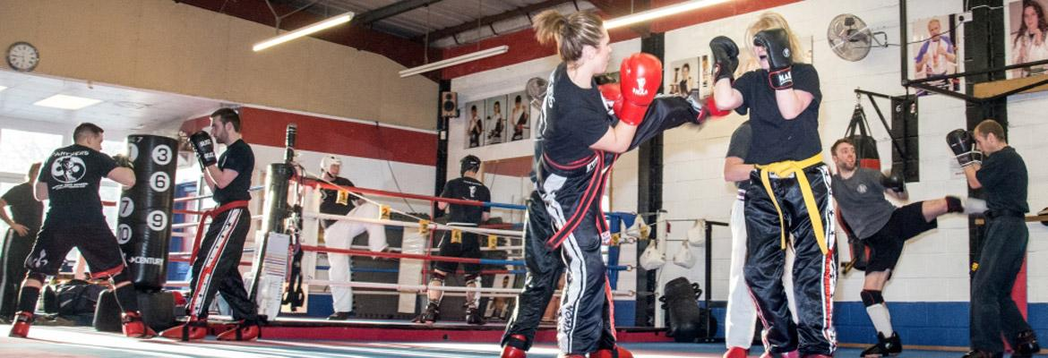 Kickboxing for Adults & Juniors