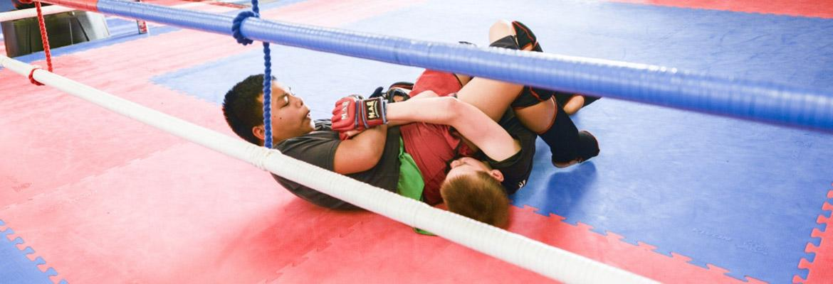 Mixed Martial Arts for Juniors