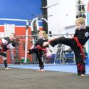 Lil' Panthers Kickboxing (Age 4+)
